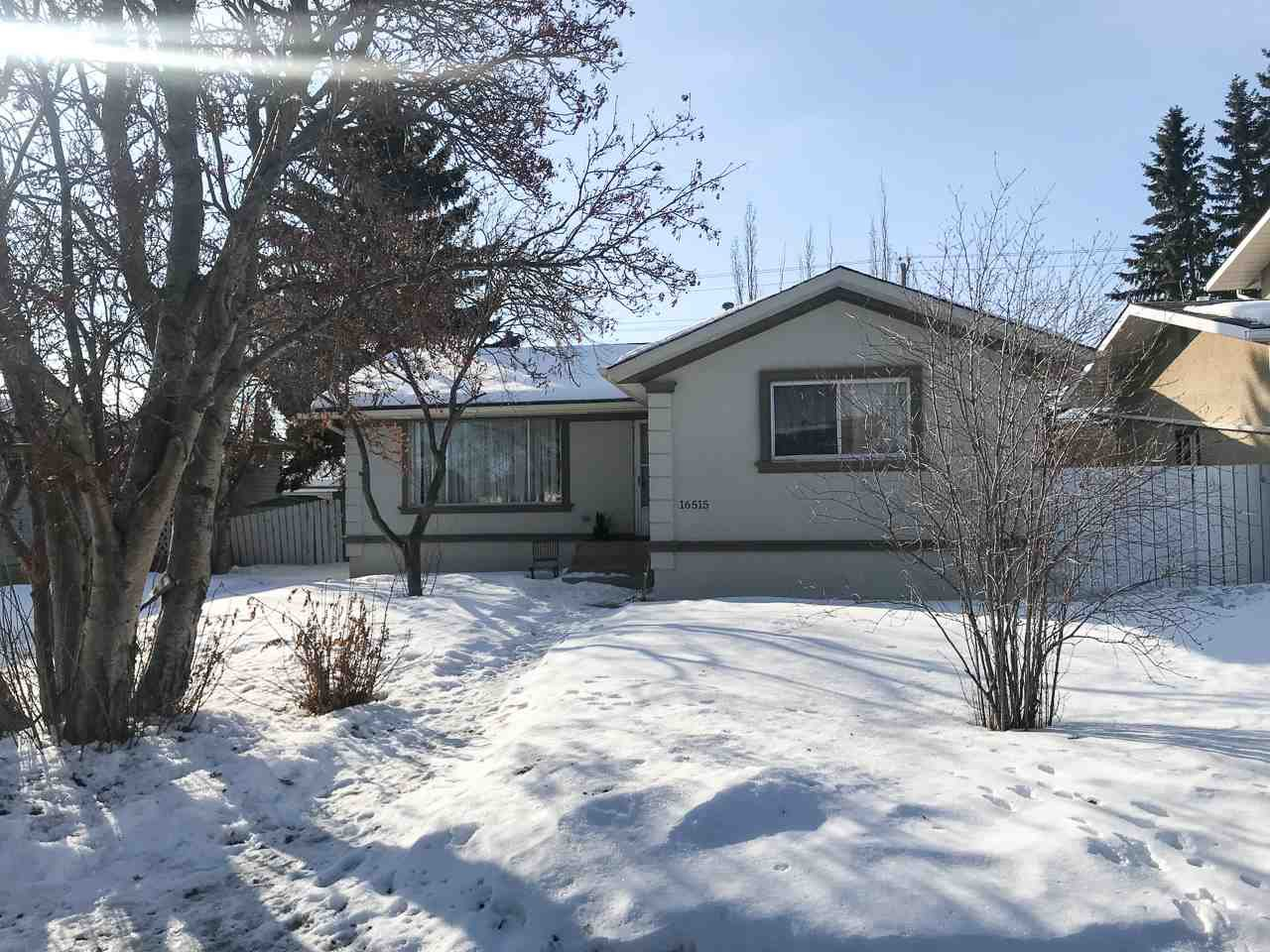 Main Photo: 16515 79A Avenue in Edmonton: Zone 22 House for sale : MLS®# E4190115