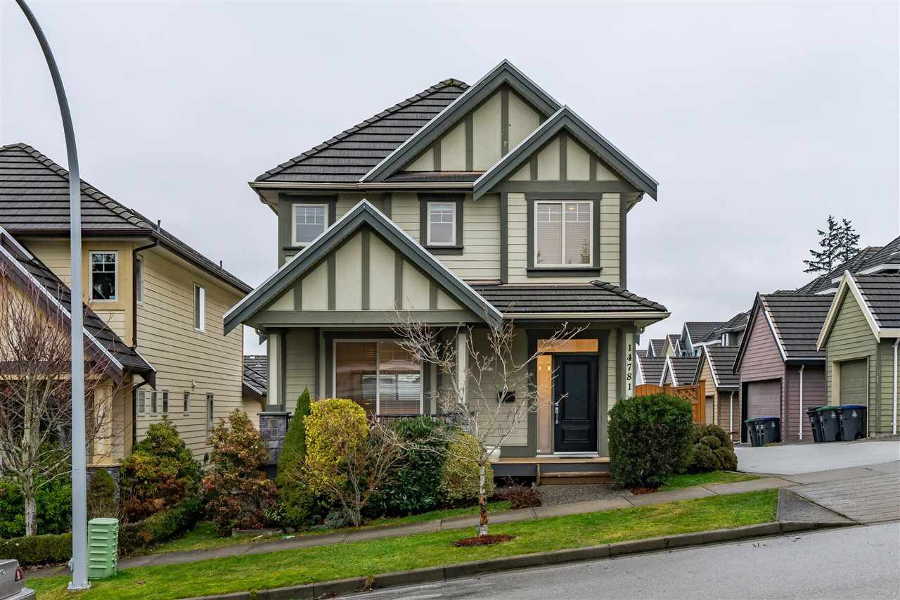 Main Photo: 14781 34A Avenue in Surrey: King George Corridor House for sale (South Surrey White Rock)  : MLS®# R2442386