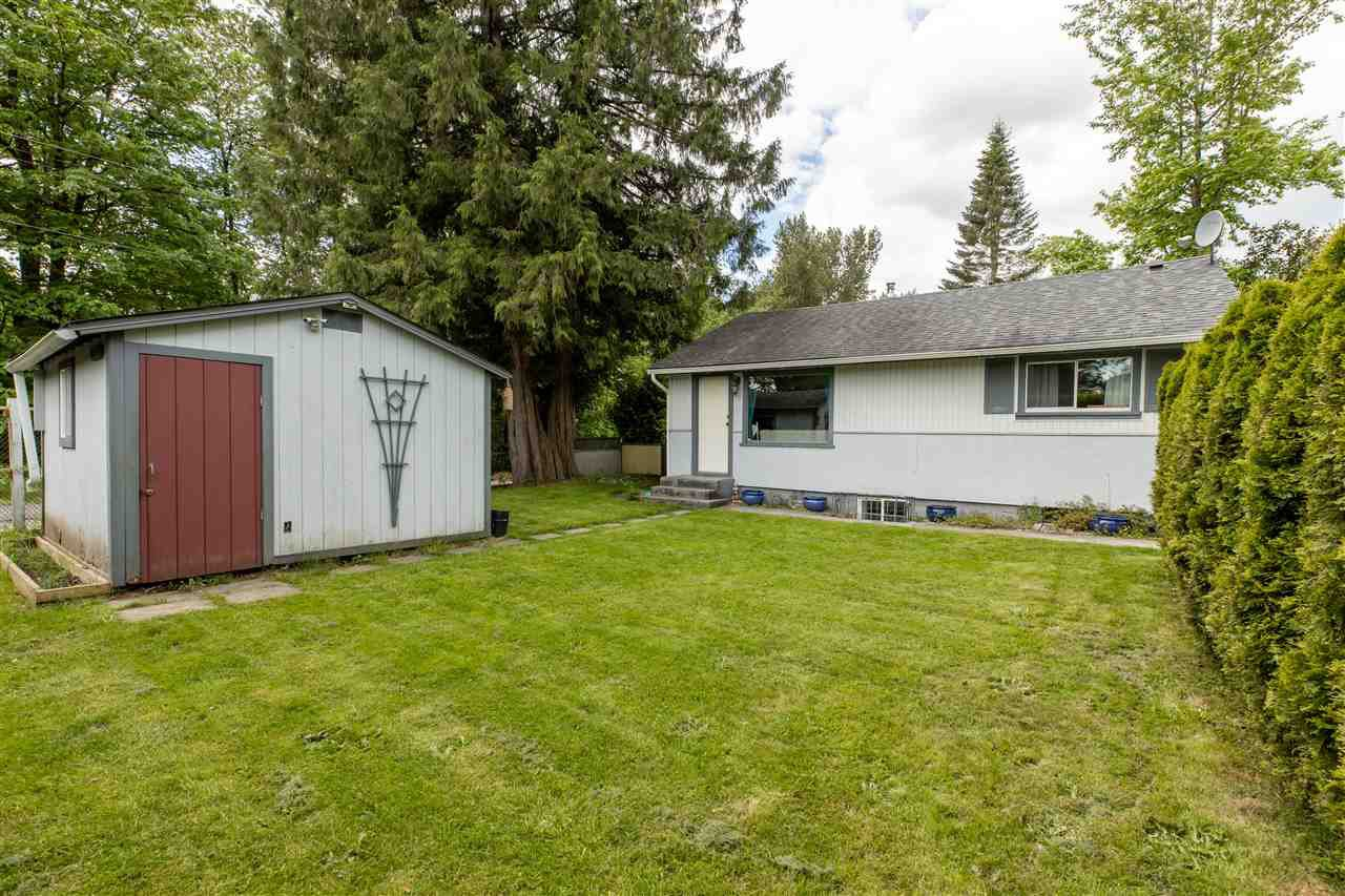 Main Photo: 31791 HILLCREST Avenue in Mission: Mission BC House for sale : MLS®# R2453820