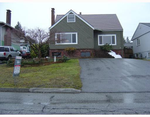 Main Photo: 838 CALVERHALL STREET in North Vancouver: Calverhall House for sale ()  : MLS®# V745198