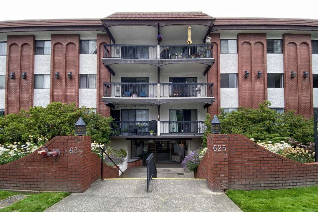 """Main Photo: 205 625 HAMILTON Street in New Westminster: Uptown NW Condo for sale in """"CASA DEL SOL"""" : MLS®# R2479563"""