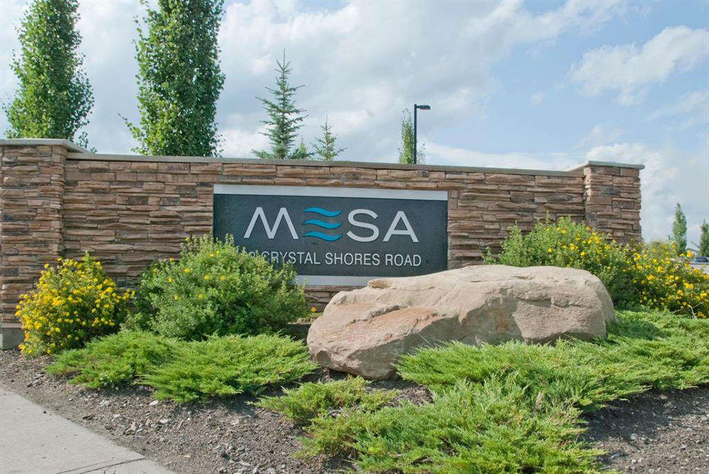 Main Photo: 1202 92 Crystal Shores Road: Okotoks Apartment for sale : MLS®# A1027921