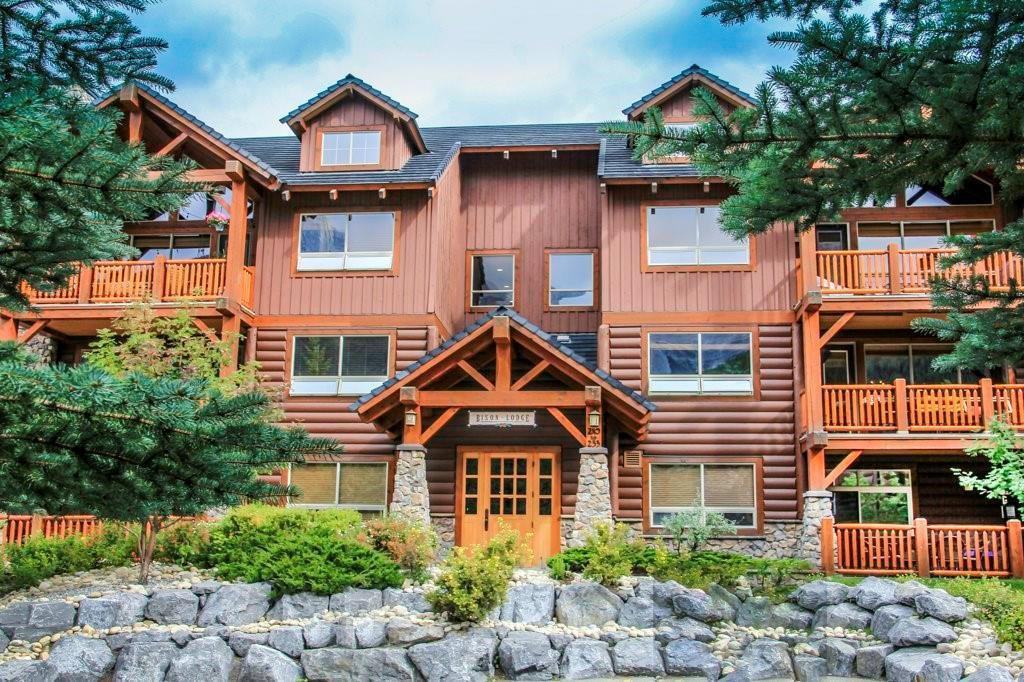 Main Photo: 232 104 Armstrong Place: Canmore Apartment for sale : MLS®# A1042216