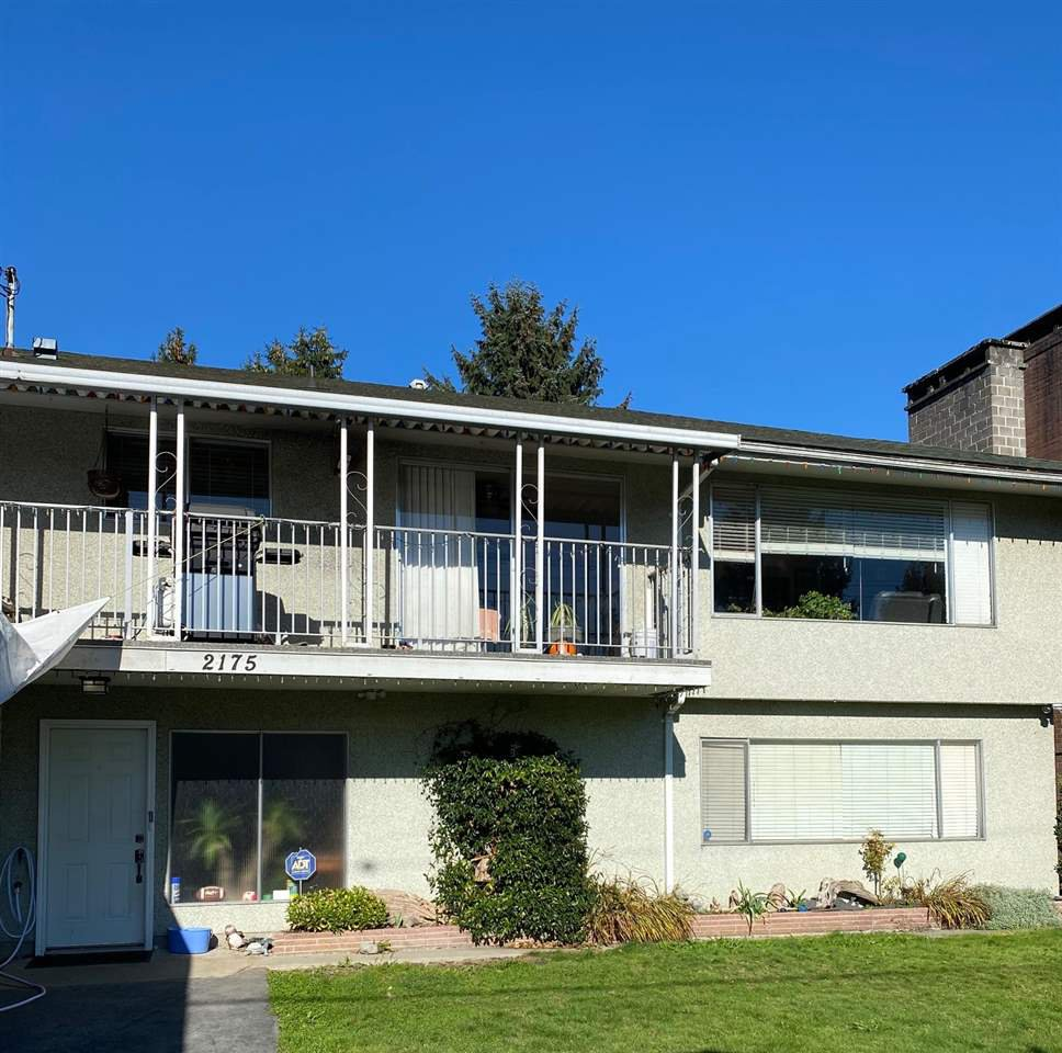 Main Photo: 2175 GRANT Avenue in Port Coquitlam: Glenwood PQ House for sale : MLS®# R2512123