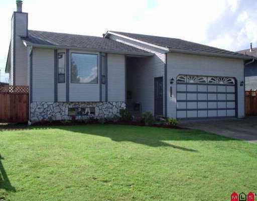 Main Photo: 21246 95A AV in Langley: Walnut Grove House for sale : MLS®# F2522902
