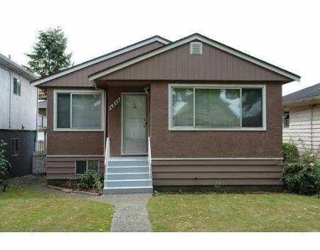 Photo 1: Photos: 4825 HENRY ST in Vancouver: Home for sale (Canada)  : MLS®# V724786