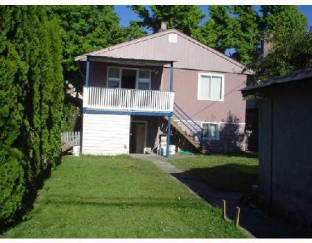 Photo 2: Photos: 4825 HENRY ST in Vancouver: Home for sale (Canada)  : MLS®# V724786