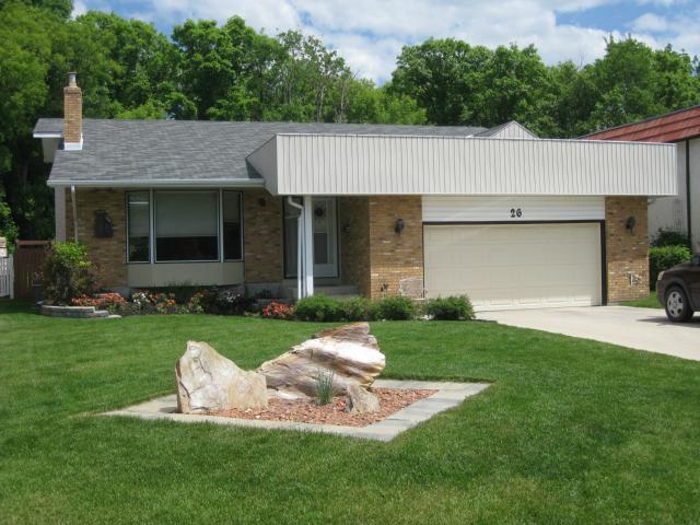 Main Photo: 26 Ranch Road in WINNIPEG: North Kildonan Residential for sale (North East Winnipeg)  : MLS®# 1206074