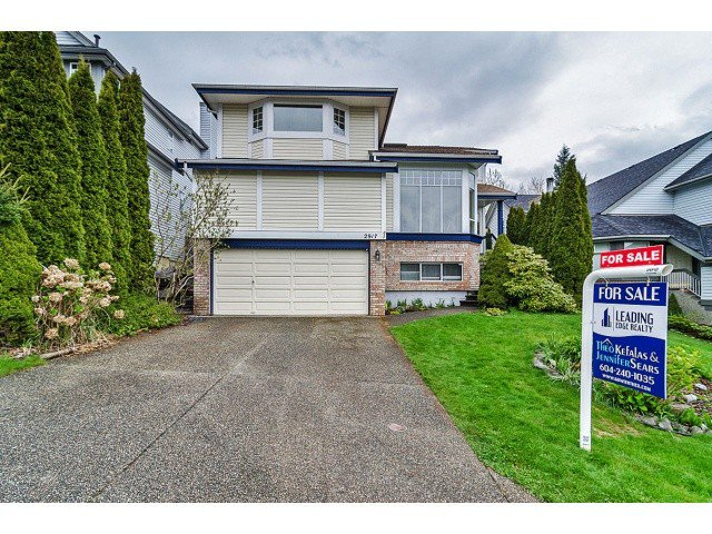 Main Photo: 2917 MEADOWVISTA Place in Coquitlam: Westwood Plateau House for sale : MLS®# V1000308