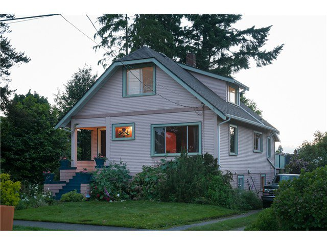 Main Photo: 315 DURHAM Street in New Westminster: GlenBrooke North House for sale : MLS®# V1011853