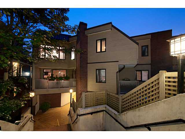 Main Photo: # 401 1005 W 7TH AV in Vancouver: Fairview VW Condo for sale (Vancouver West)  : MLS®# V1027501
