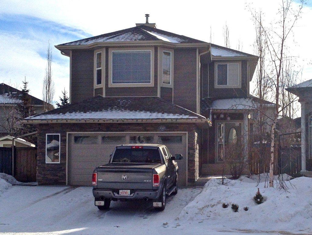 Main Photo: 2307 Bailey Court SW: Edmonton House for sale : MLS®# E3361951