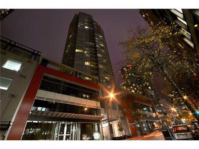 Main Photo: 2902-833 HOMER ST in VANCOUVER: Downtown VW Condo for sale (Vancouver West)  : MLS®# V987290