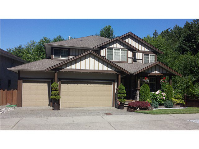 "Main Photo: 24625 MCCLURE Drive in Maple Ridge: Albion House for sale in ""THE UPLANDS"" : MLS®# V1075091"