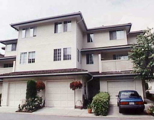 Main Photo: 152 1386 LINCOLN DR in Port_Coquitlam: Oxford Heights Townhouse for sale (Port Coquitlam)  : MLS®# V348366