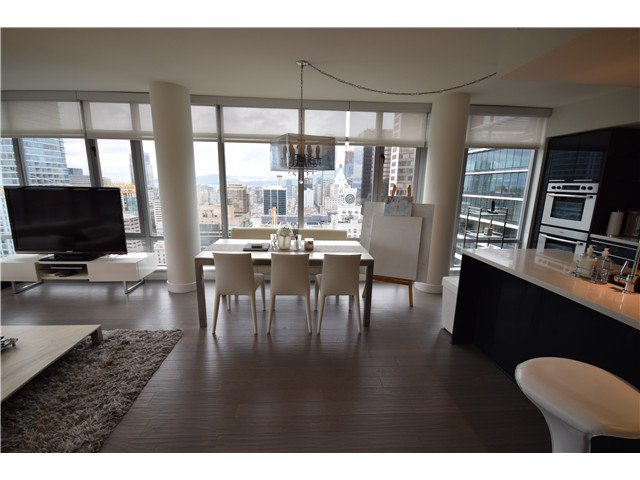 Photo 2: Photos: # 3002 788 RICHARDS ST in Vancouver: Downtown VW Condo for sale (Vancouver West)  : MLS®# V1097730