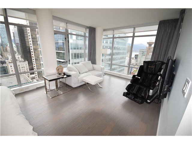 Photo 8: Photos: # 3002 788 RICHARDS ST in Vancouver: Downtown VW Condo for sale (Vancouver West)  : MLS®# V1097730