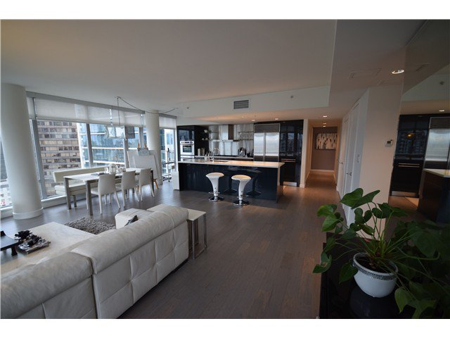 Photo 1: Photos: # 3002 788 RICHARDS ST in Vancouver: Downtown VW Condo for sale (Vancouver West)  : MLS®# V1097730