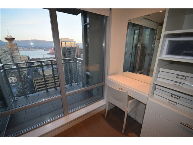 Photo 10: Photos: # 3002 788 RICHARDS ST in Vancouver: Downtown VW Condo for sale (Vancouver West)  : MLS®# V1097730