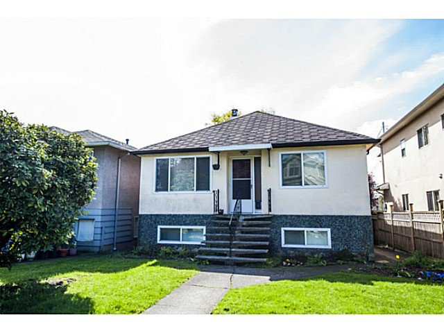 Main Photo: 160 E. 58th Ave, in Vancouver: South Vancouver House for sale (Vancouver East)  : MLS®# V1002872