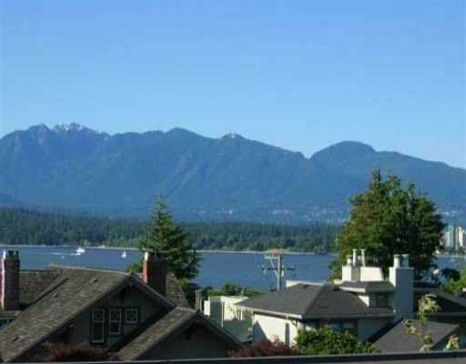 Main Photo: 2544 YORK Ave in Vancouver: Kitsilano Townhouse for sale (Vancouver West)  : MLS®# V614974