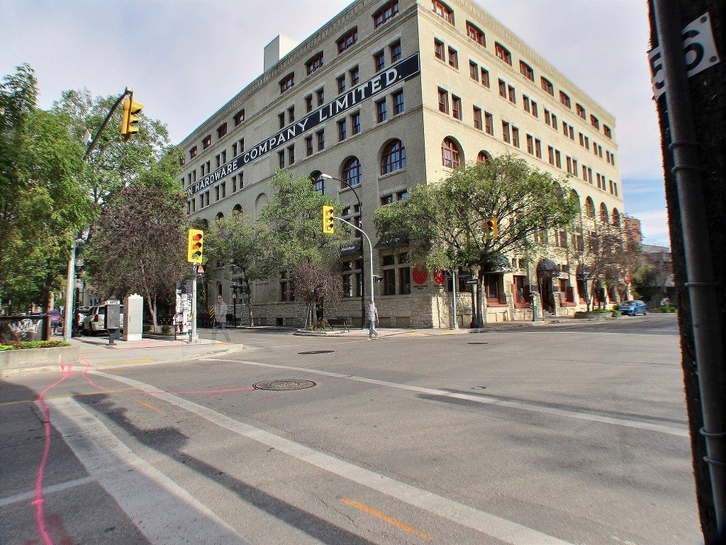 Main Photo: 606 167 Bannatyne Avenue in Winnipeg: Exchange District Condominium for sale (Central Winnipeg)