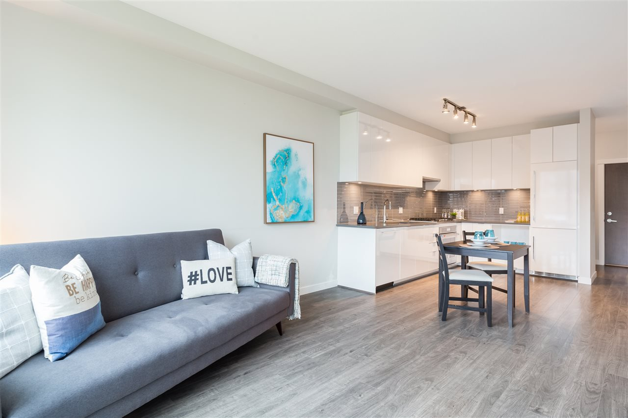 Main Photo: 307 9388 TOMICKI AVENUE in : West Cambie Condo for sale : MLS®# R2332948
