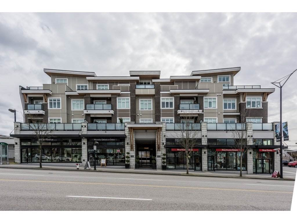 Main Photo: 202 4710 HASTINGS STREET in : Capitol Hill BN Condo for sale : MLS®# R2151416
