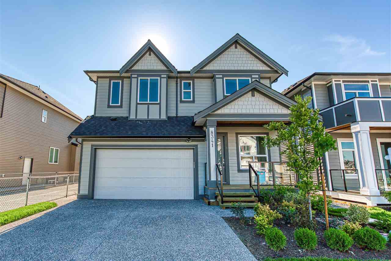 "Main Photo: 8341 209B Street in Langley: Willoughby Heights House for sale in ""YORKSON"" : MLS®# R2390279"