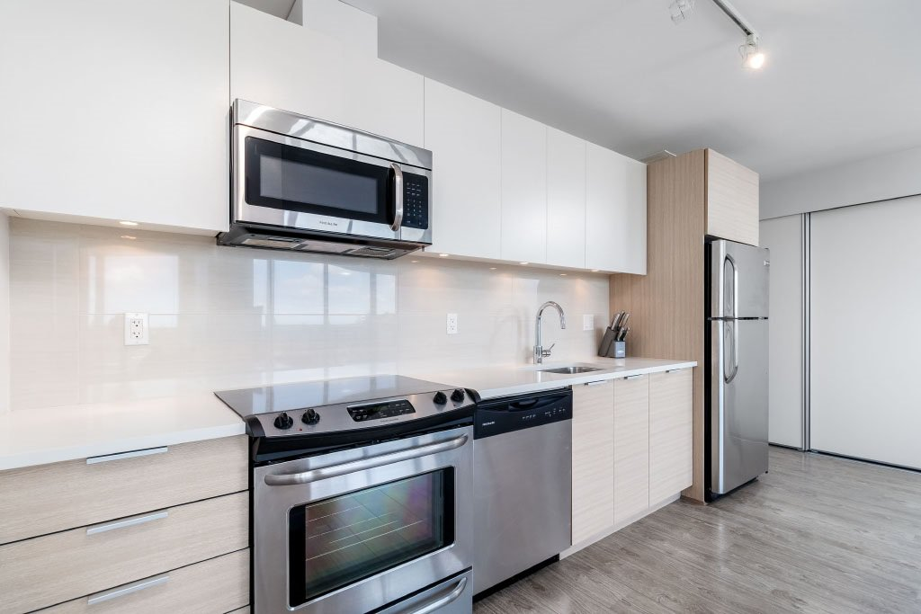 Completely Open Concept and plenty of natural light!