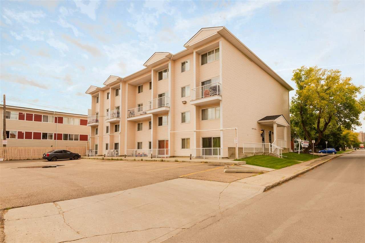 Main Photo: 18 11219 103A Avenue in Edmonton: Zone 12 Condo for sale : MLS®# E4171771