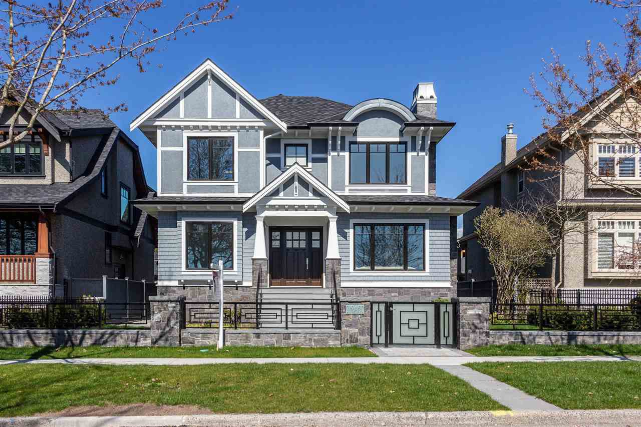 Main Photo: 1969 W 45TH Avenue in Vancouver: Kerrisdale House for sale (Vancouver West)  : MLS®# R2402501