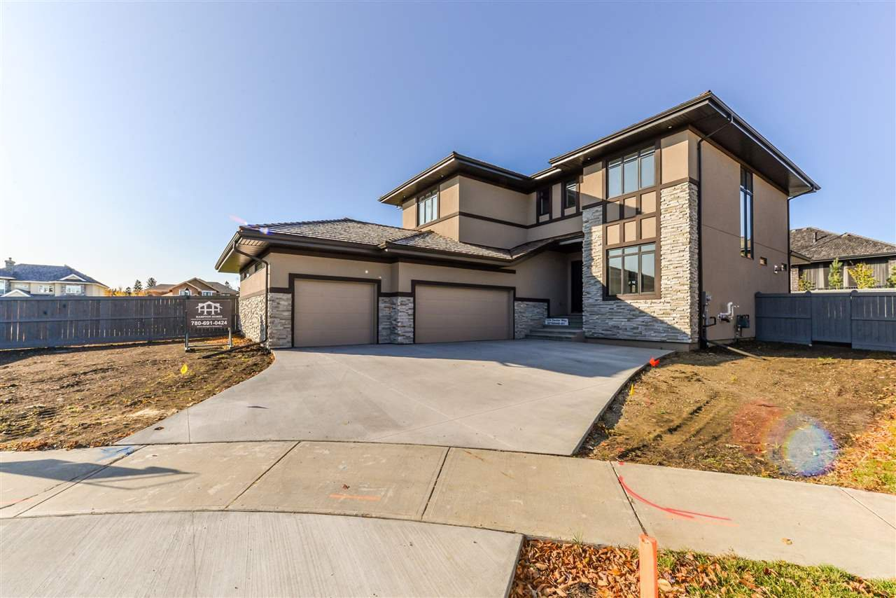 Main Photo: 1224 Decker Way NW in Edmonton: Zone 20 House for sale : MLS®# E4182946