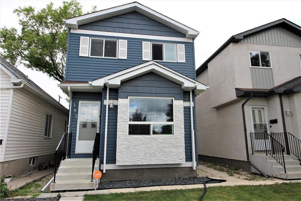 Main Photo: 397 Riverton Avenue in Winnipeg: Elmwood Residential for sale (3A)  : MLS®# 202013161