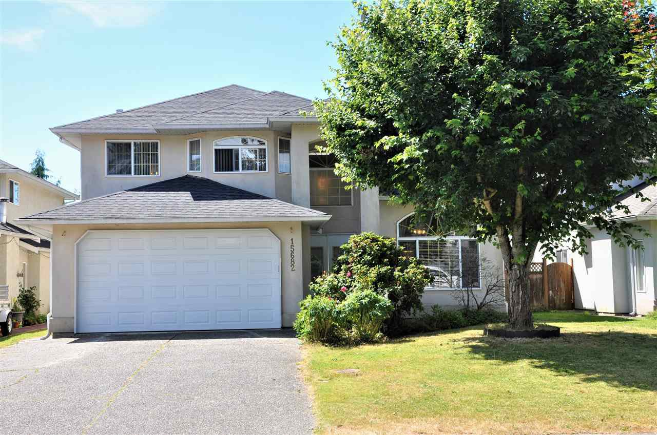 Main Photo: 15682 83A Avenue in Surrey: Fleetwood Tynehead House for sale : MLS®# R2480750