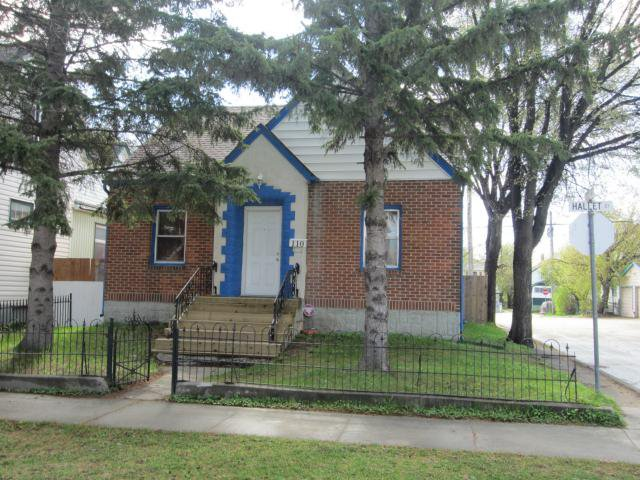 Main Photo: 110 Hallet Street in WINNIPEG: North End Residential for sale (North West Winnipeg)  : MLS®# 1208531
