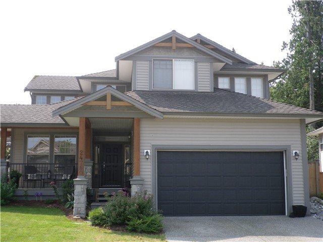 "Main Photo: 24760 KIMOLA Drive in Maple Ridge: Albion House for sale in ""MAPLE CREST"" : MLS®# V966255"