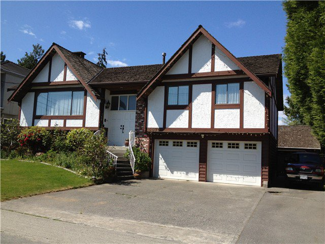 Main Photo: 5675 RUMBLE Street in Burnaby: Metrotown House for sale (Burnaby South)  : MLS®# V971876