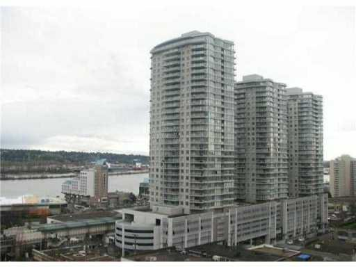 "Main Photo: # 1907 888 CARNARVON ST in New Westminster: Downtown NW Condo for sale in ""MARINUS AT PLAZA 88"" : MLS®# V1016088"