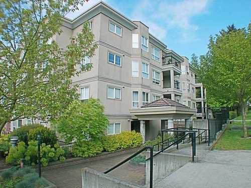 Main Photo: 203 202 MOWAT Street in New Westminster: Uptown NW Home for sale ()  : MLS®# V828355