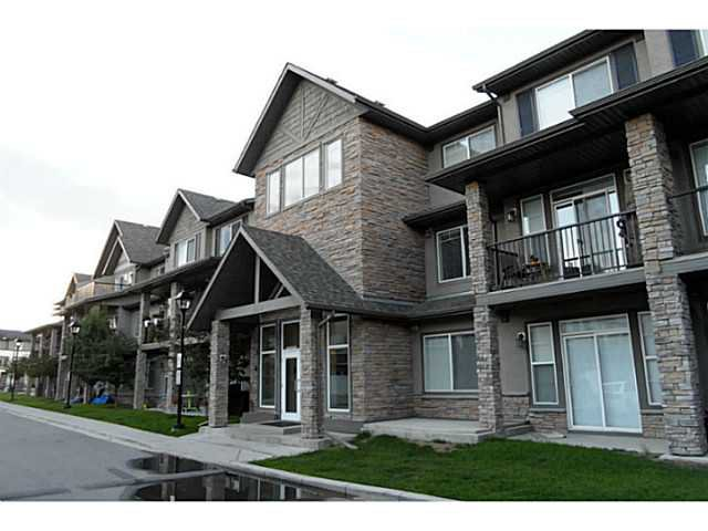 Main Photo: 1227 211 ASPEN STONE Boulevard SW in CALGARY: Aspen Woods Condo for sale (Calgary)  : MLS®# C3580149