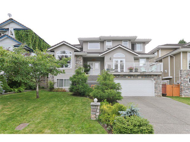Main Photo: 20945 GOLF LN in Maple Ridge: Southwest Maple Ridge House for sale : MLS®# V1008760