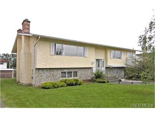 Main Photo:  in VICTORIA: SE Cedar Hill Single Family Detached for sale (Saanich East)  : MLS®# 398561