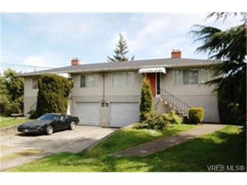 Main Photo: 4341/4343 Majestic Drive in VICTORIA: SE Gordon Head Strata Duplex Unit for sale (Saanich East)  : MLS®# 242670