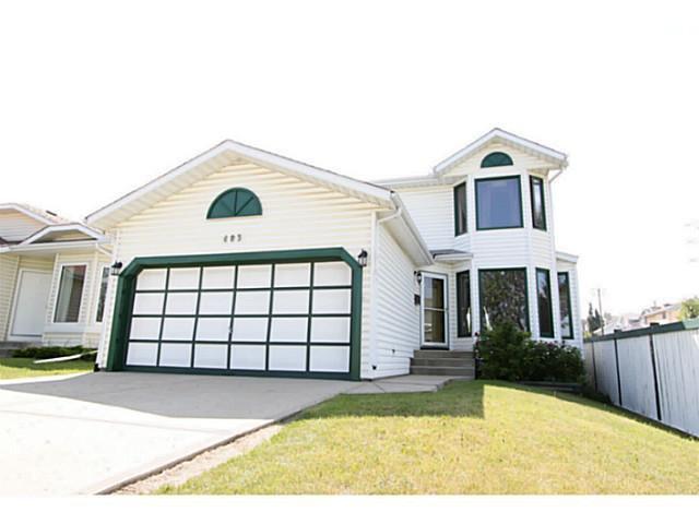 Main Photo: 483 MACEWAN Drive NW in CALGARY: MacEwan Glen Residential Detached Single Family for sale (Calgary)  : MLS®# C3627449