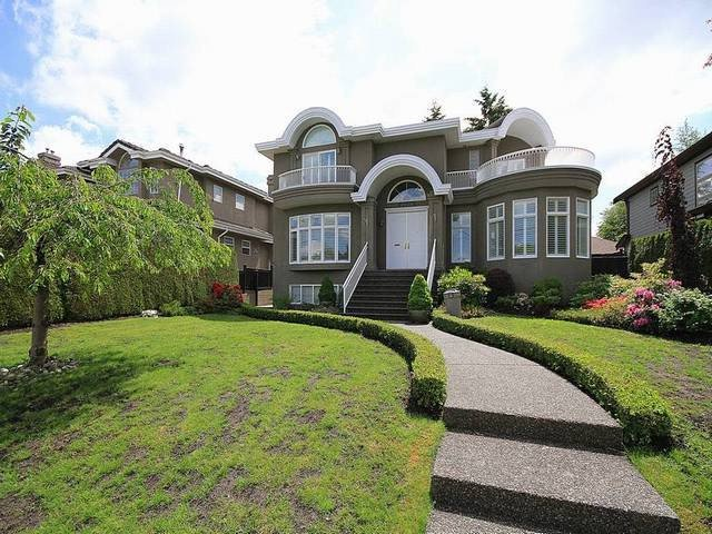 Photo 2: Photos: 8648 ARMSTRONG Avenue in Burnaby: The Crest House for sale (Burnaby East)  : MLS®# V1077433