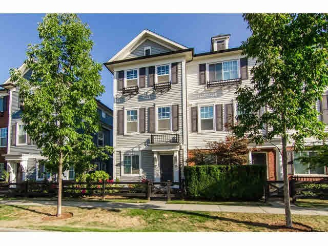 """Main Photo: 41 18983 72A Avenue in Surrey: Clayton Townhouse for sale in """"the Kew"""" (Cloverdale)  : MLS®# F1421079"""