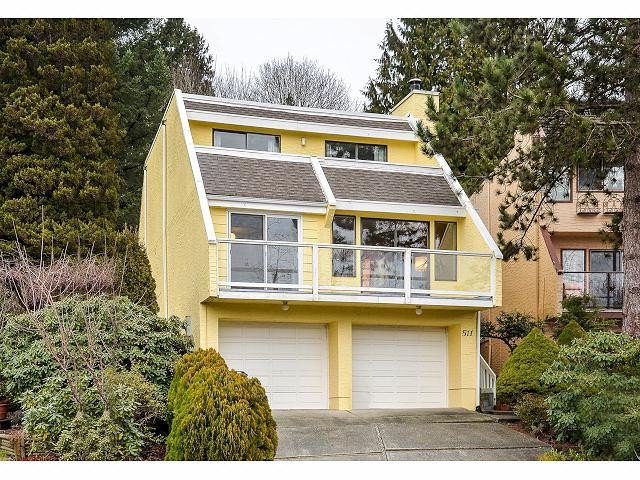 Main Photo: 511 SAN REMO DR in Port Moody: North Shore Pt Moody House for sale : MLS®# V1100738