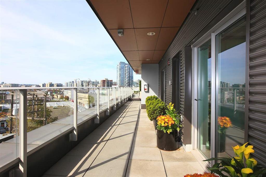 Photo 10: Photos: 601 256 E 2ND Avenue in Vancouver: Mount Pleasant VE Condo  (Vancouver East)  : MLS®# R2007525