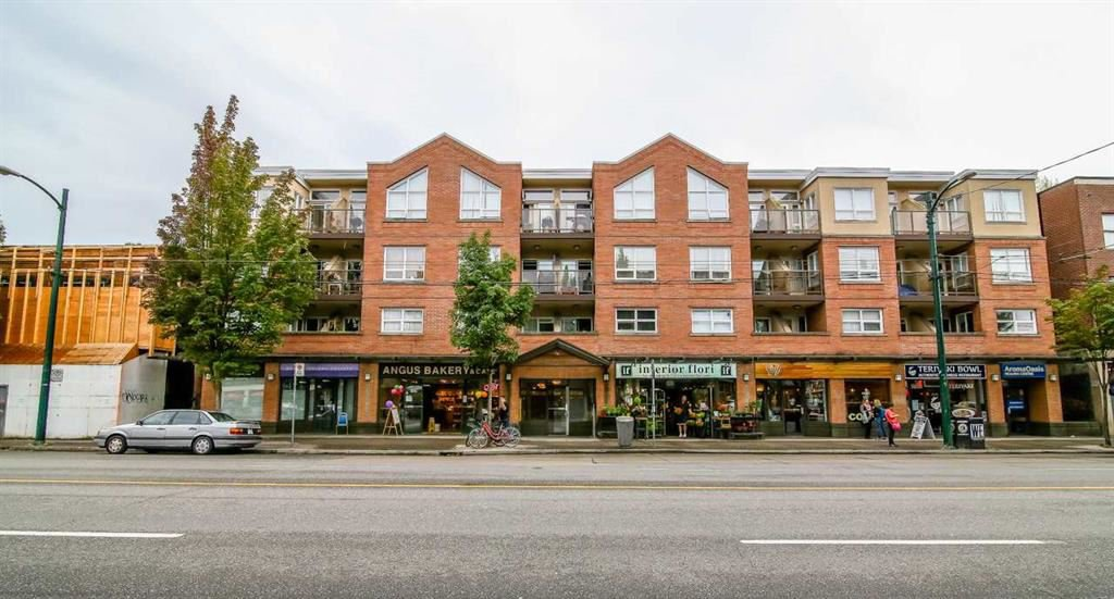 Main Photo: 312 3638 W BROADWAY in Vancouver: Kitsilano Condo for sale (Vancouver West)  : MLS®# R2054837